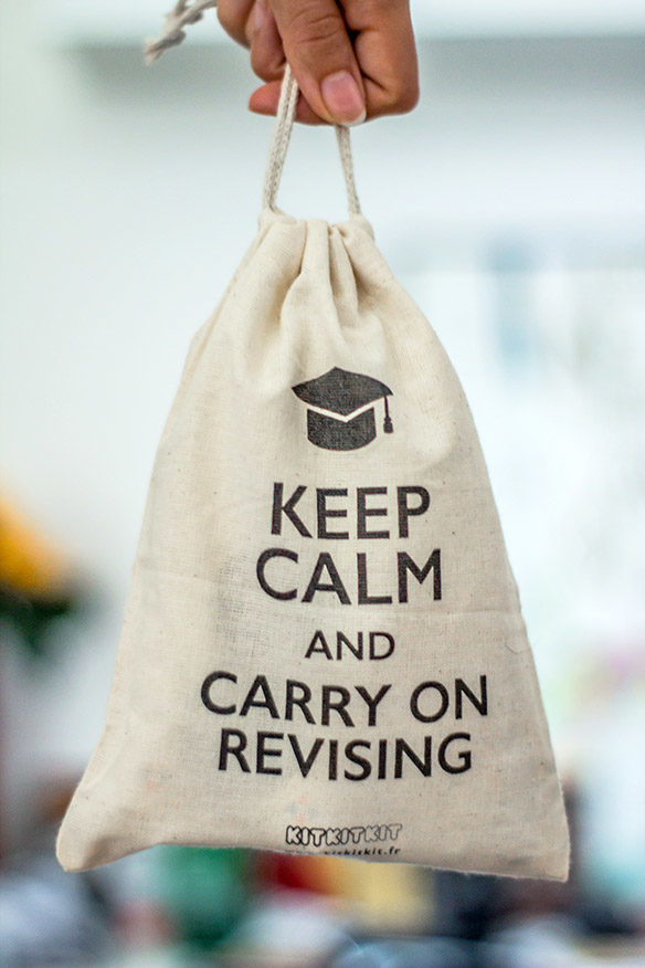 keep calm revisions examens bac kit