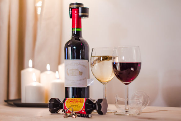 time for wine kit cadeau vin